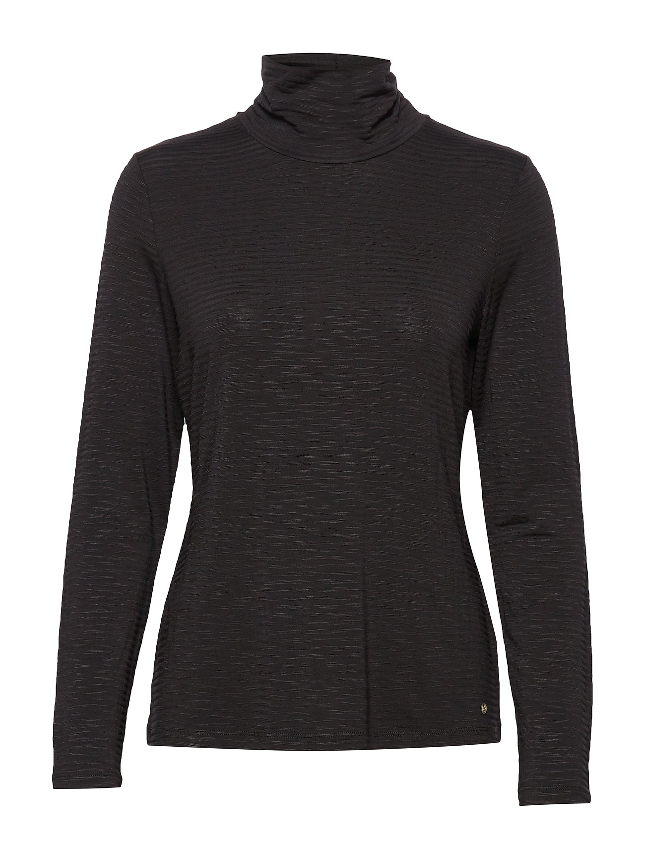 Gerry Weber Edition T-SHIRT LONG-SLEEVE - BLACK