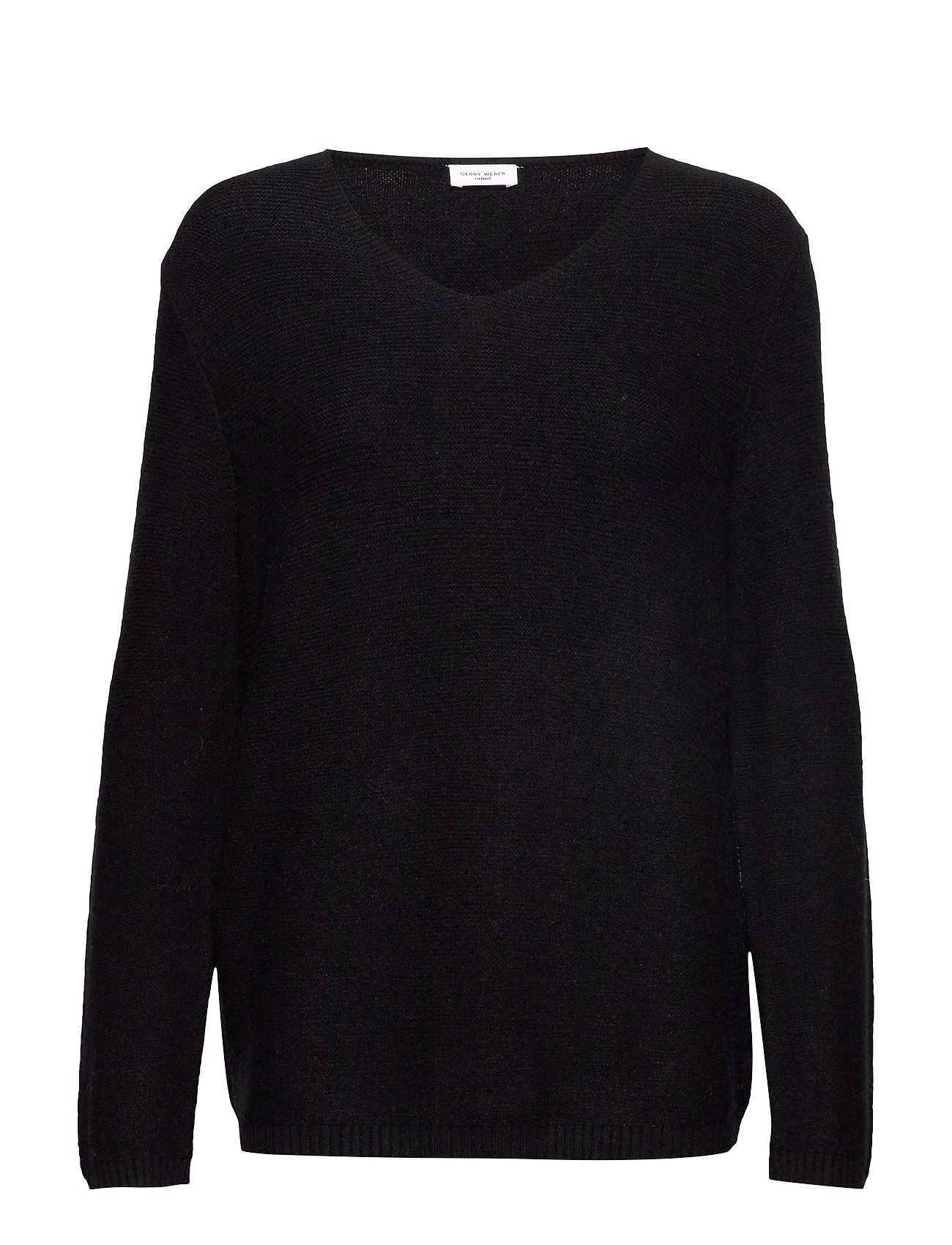 Gerry Weber Edition PULLOVER LONG-SLEEVE - BLACK