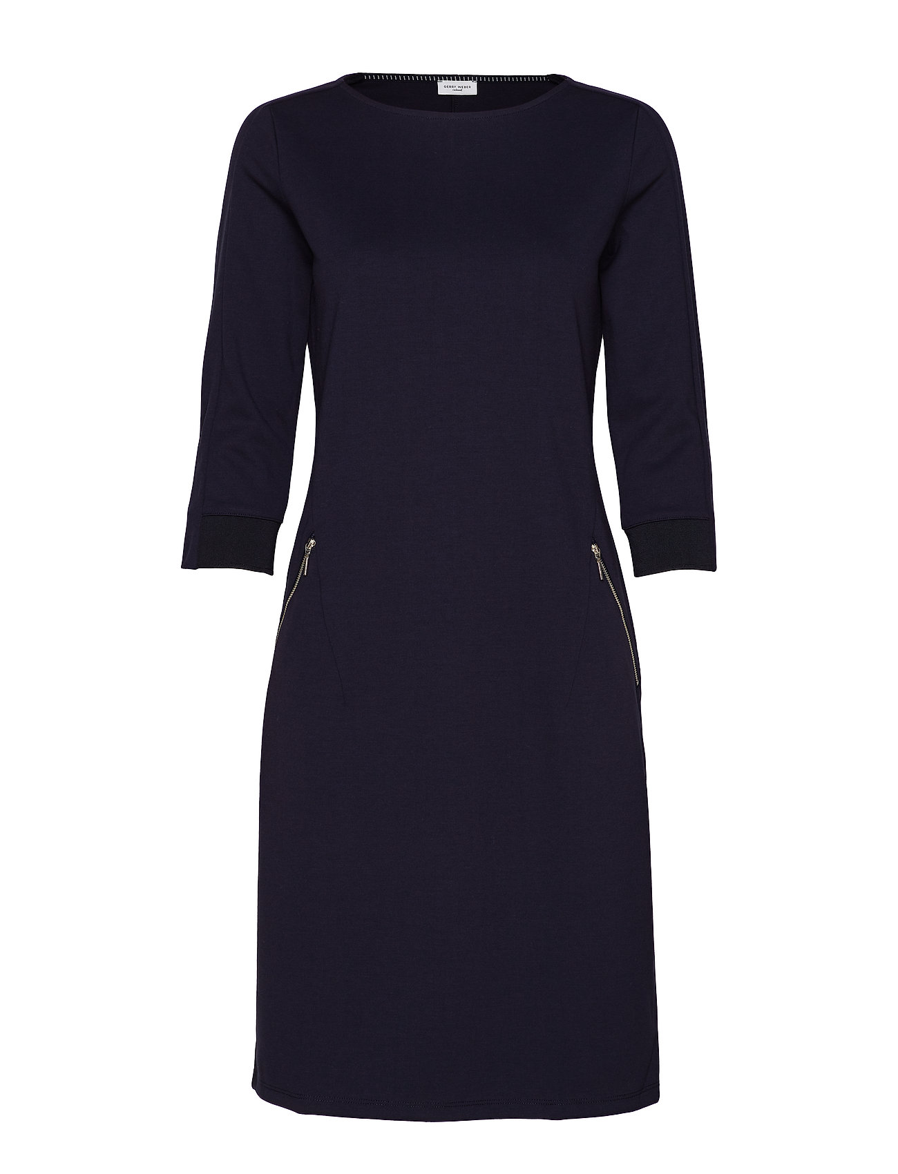 Gerry Weber Edition DRESS KNITTED FABRIC - NAVY BLUE