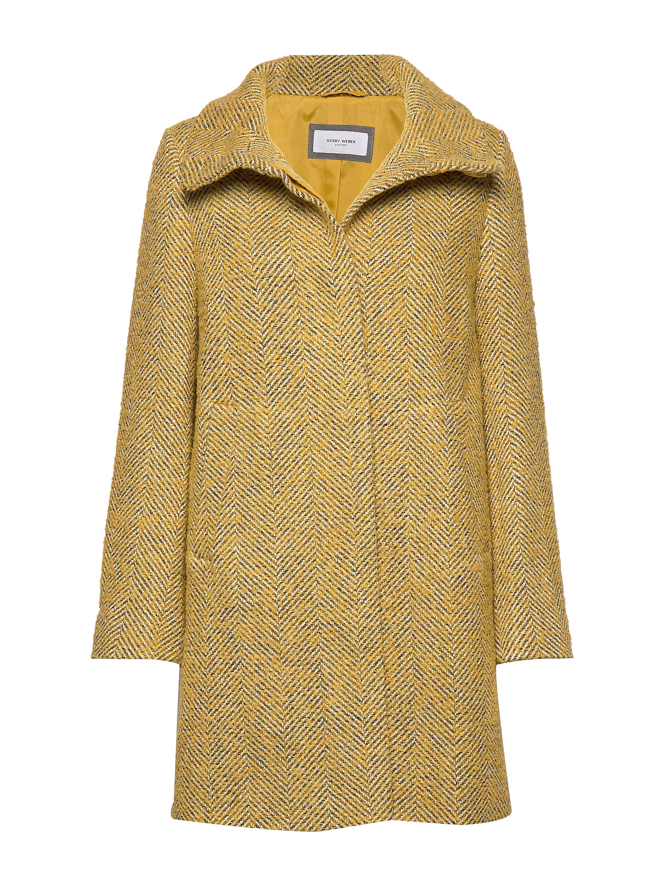 Gerry Weber Edition COAT WOOL - SAUTERNE