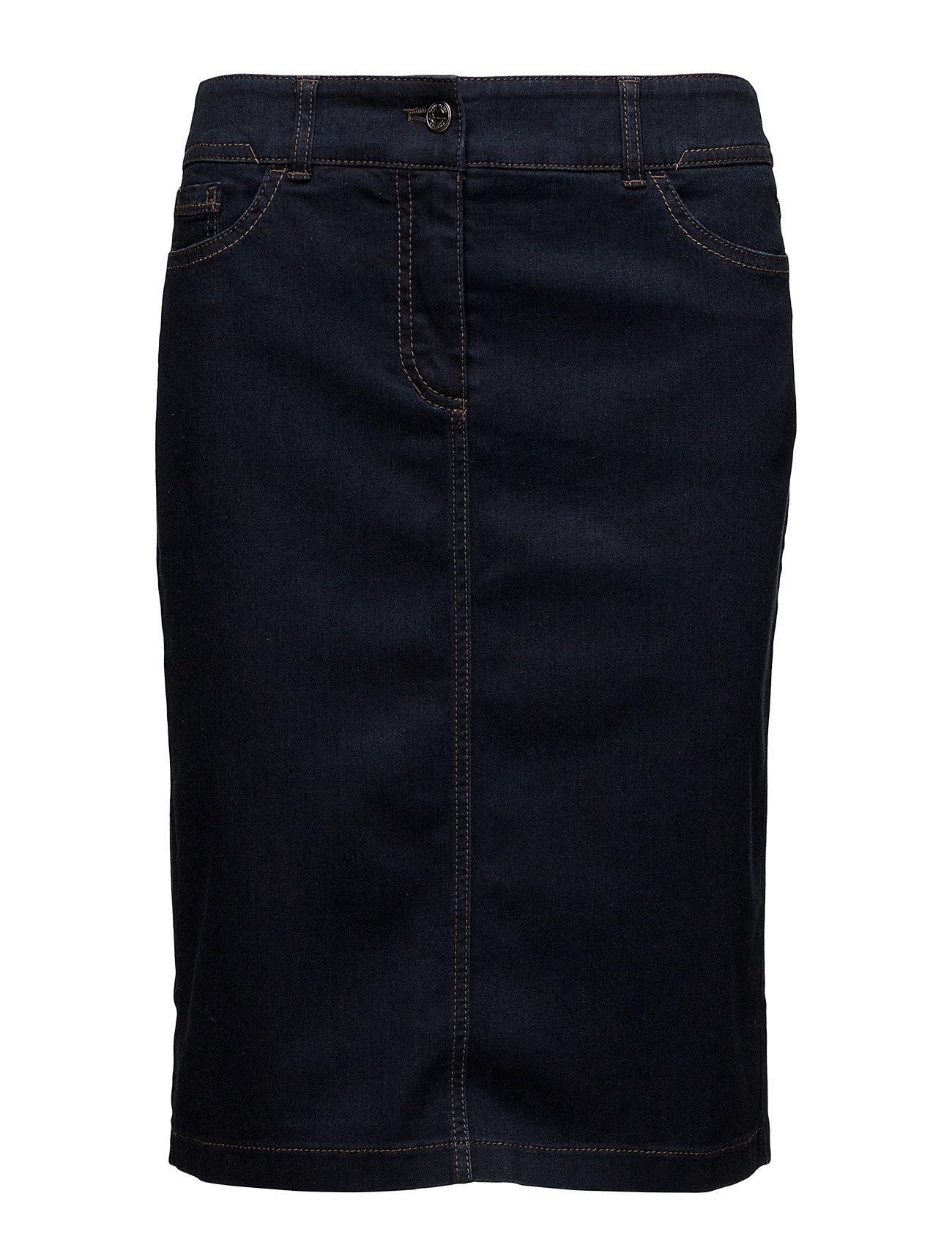 6829137d43 Skirt Short Woven Fa (Dark Denim) (33.65 €) - Gerry Weber Edition ...
