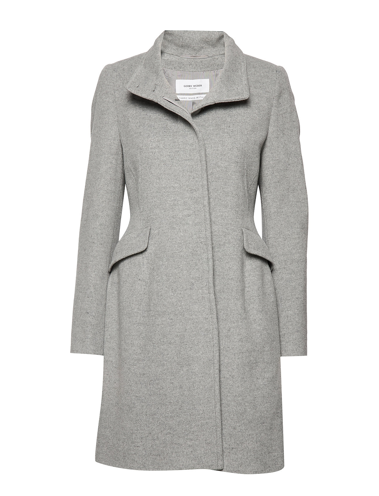 Gerry Weber Edition COAT WOOL - SILVER
