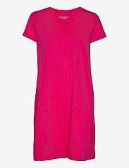 Gerry Weber Edition - DRESS KNITTED FABRIC - robes d'été - rasberry - 0