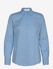 Gerry Weber Edition - BLOUSE LONG-SLEEVE - chemises à manches longues - wave - 0
