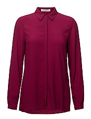 BLOUSE LONG-SLEEVE - PINK PASSION