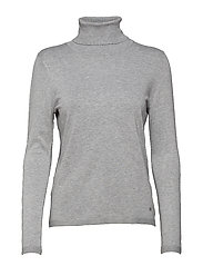 PULLOVER LONG-SLEEVE - MICRO CHIP MELANGE
