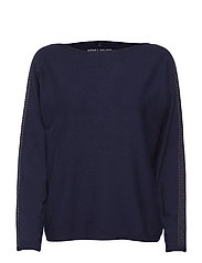 PULLOVER LONG-SLEEVE - PIGEON BLUE