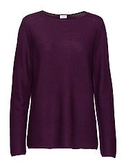 PULLOVER LONG-SLEEVE - GRAPE ROYALE