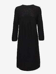 DRESS KNITWEAR - BLACK