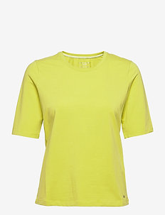 T-SHIRT 3/4-SLEEVE R - t-shirts - lime