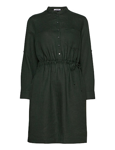 Dress Woven Fabric Kurzes Kleid Grün GERRY WEBER EDITION