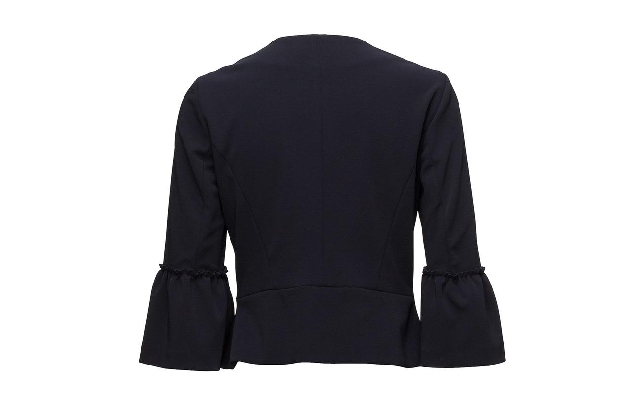 Gerry Weber Blazer 97 Navy Polyester Cardigan Elastane 3 7pUnrq7w