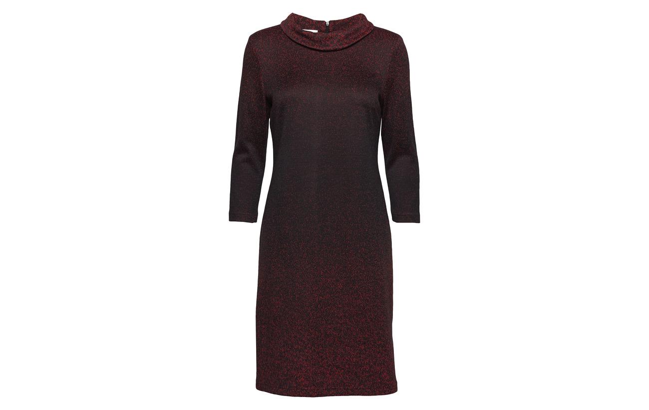 45 Polyester Woven Bordeaux Black Elastane Acrylique 7 Weber Gerry Coton Fabric Red 47 Dress 1 7g1zxqnS