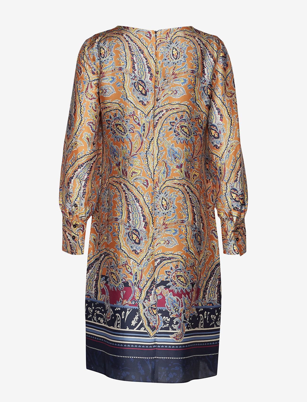 Dress Woven Fabric (Yellow Multicolor Print) (961.95 kr) - Gerry Weber