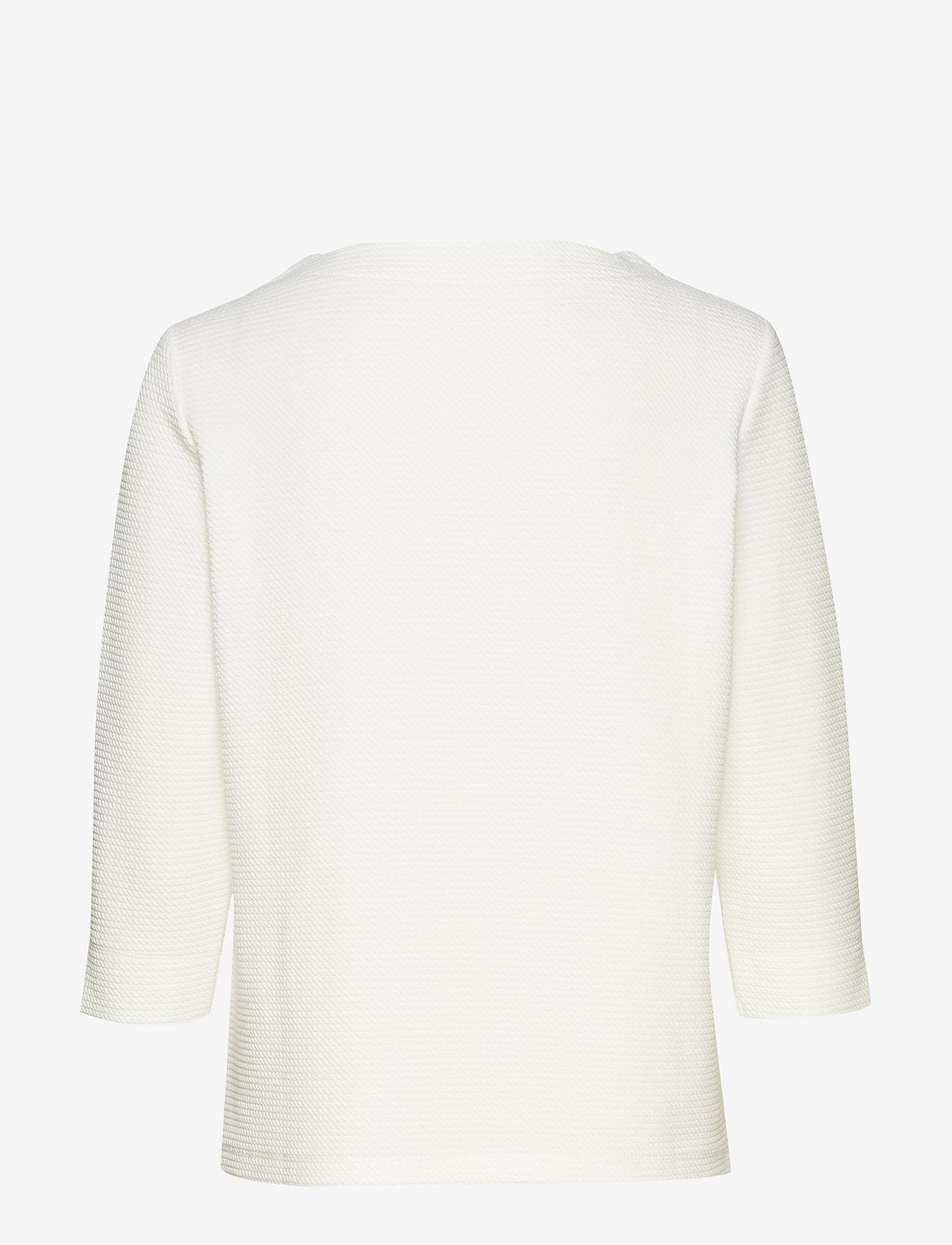 Sweat-shirt Short-sl (Off-white) (479.40 kr) - Gerry Weber