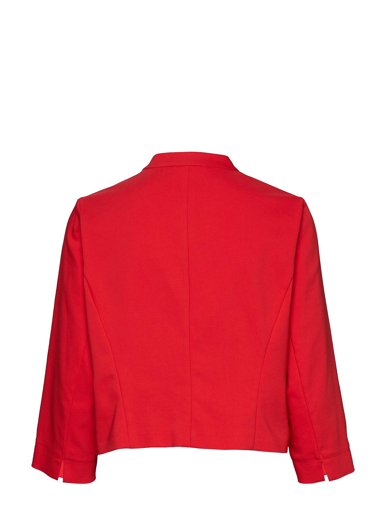 GERRY Cardigan 35Sale Blazer Blazer Rot WEBER Jackett v6m7fyIYbg