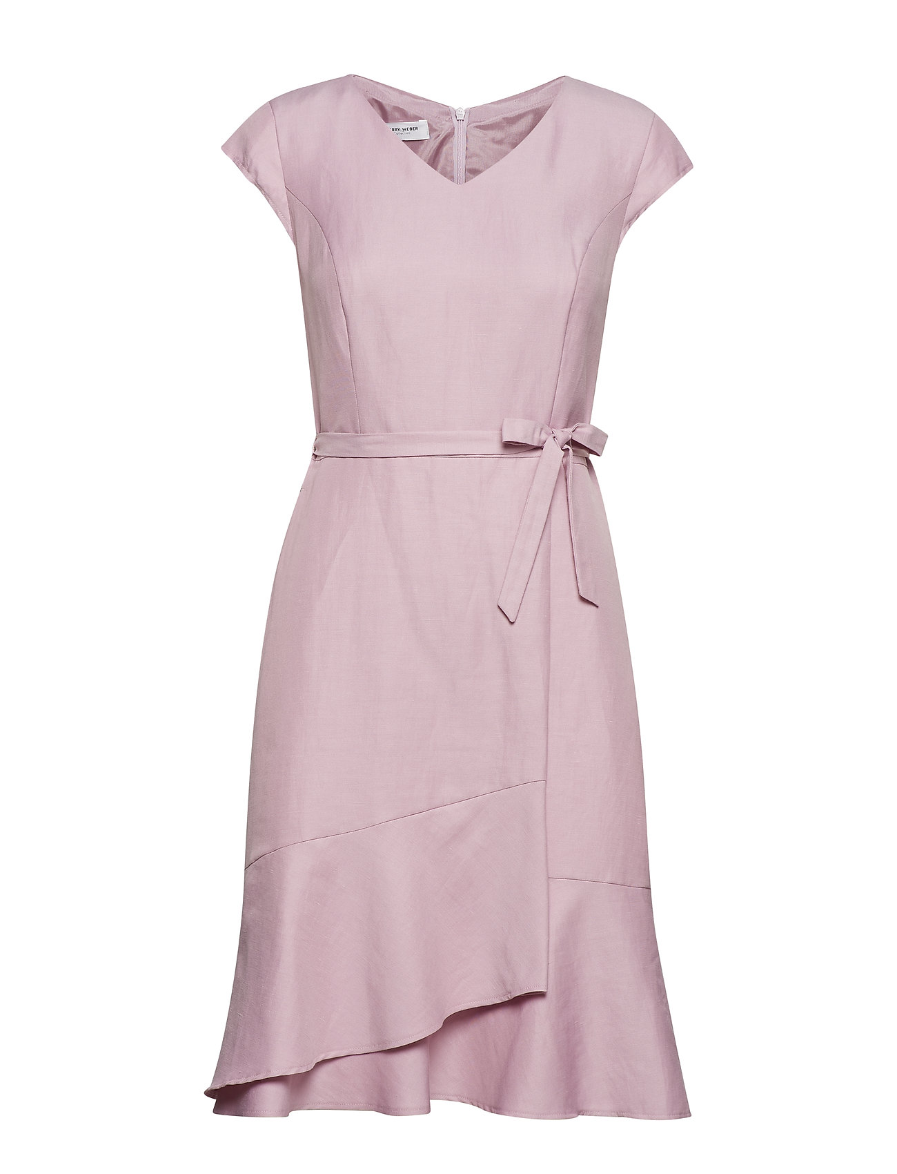 outlet store 72473 d7457 45% Sale Dress Woven Fabric Kurzes Kleid Pink GERRY WEBER ...