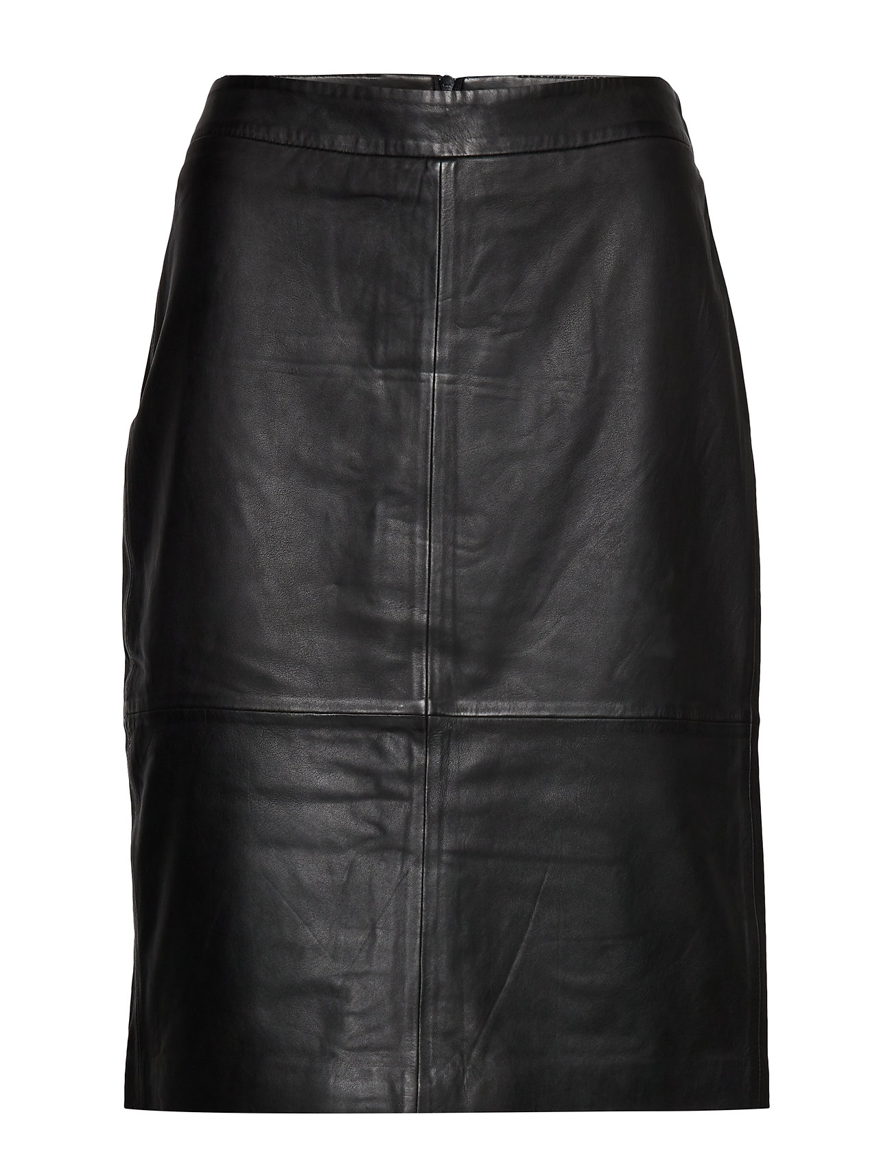 Gerry Weber SKIRT LEATHER - BLACK