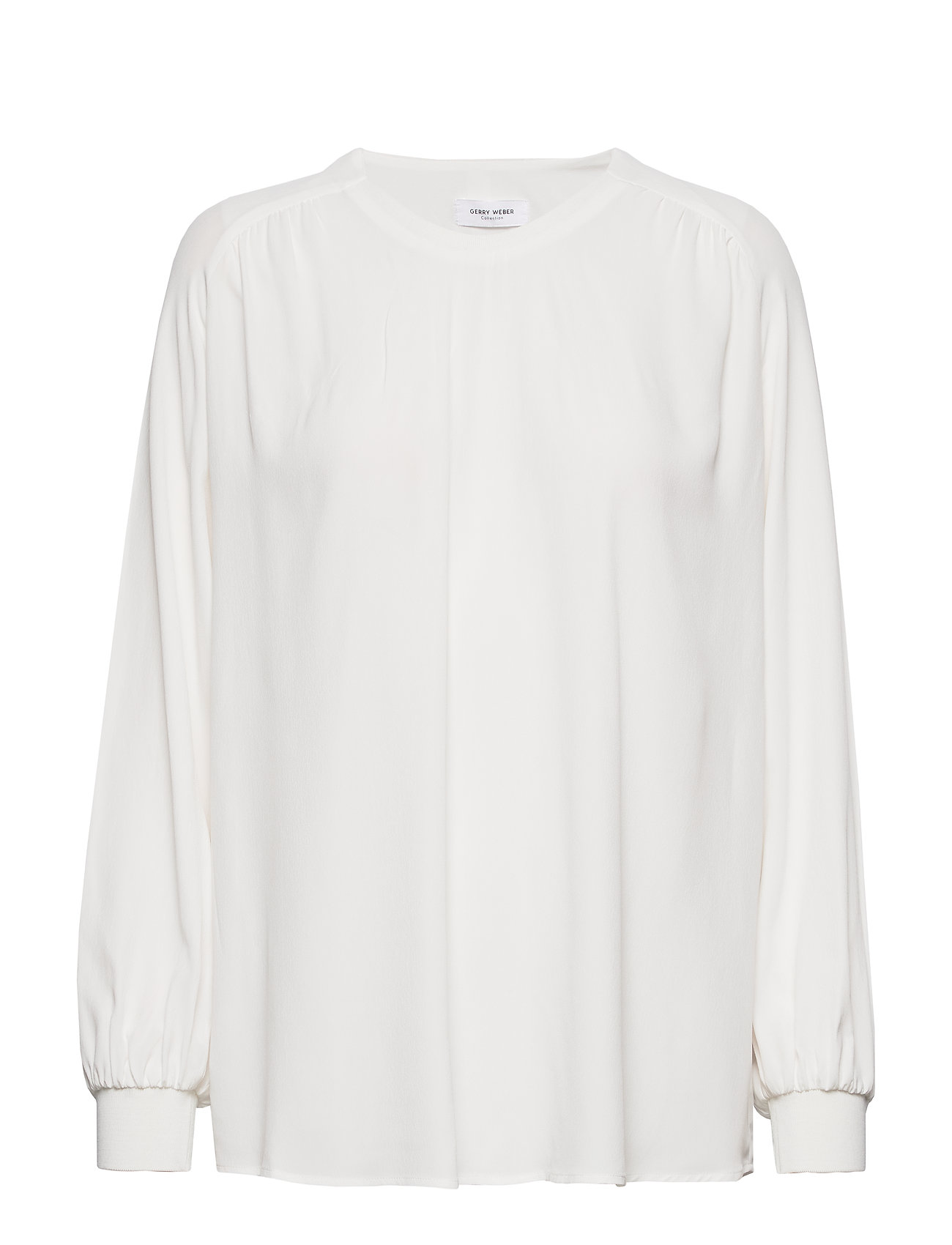 Gerry Weber BLOUSE LONG-SLEEVE - OFF-WHITE