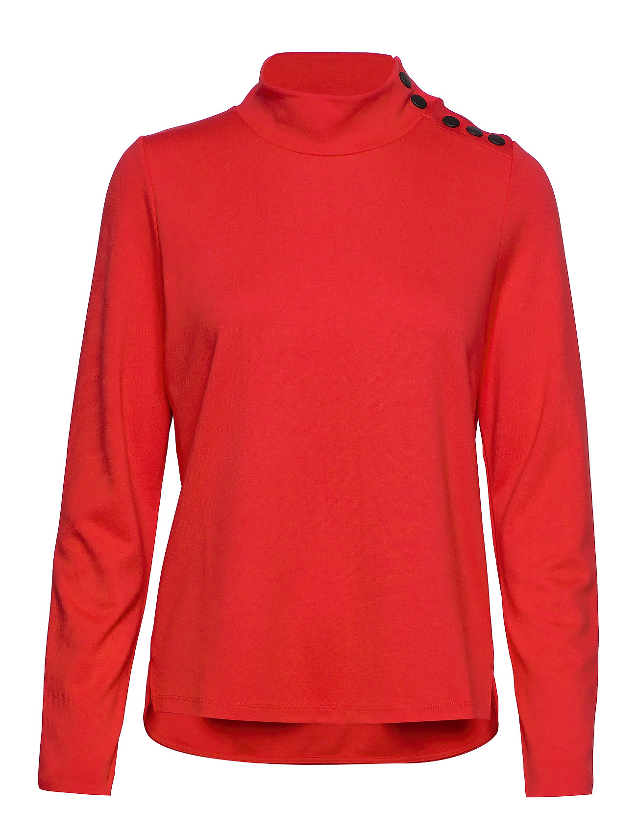 Image of Sweat-Shirt Short-Sl Sweatshirt Trøje Rød Gerry Weber (3232216865)