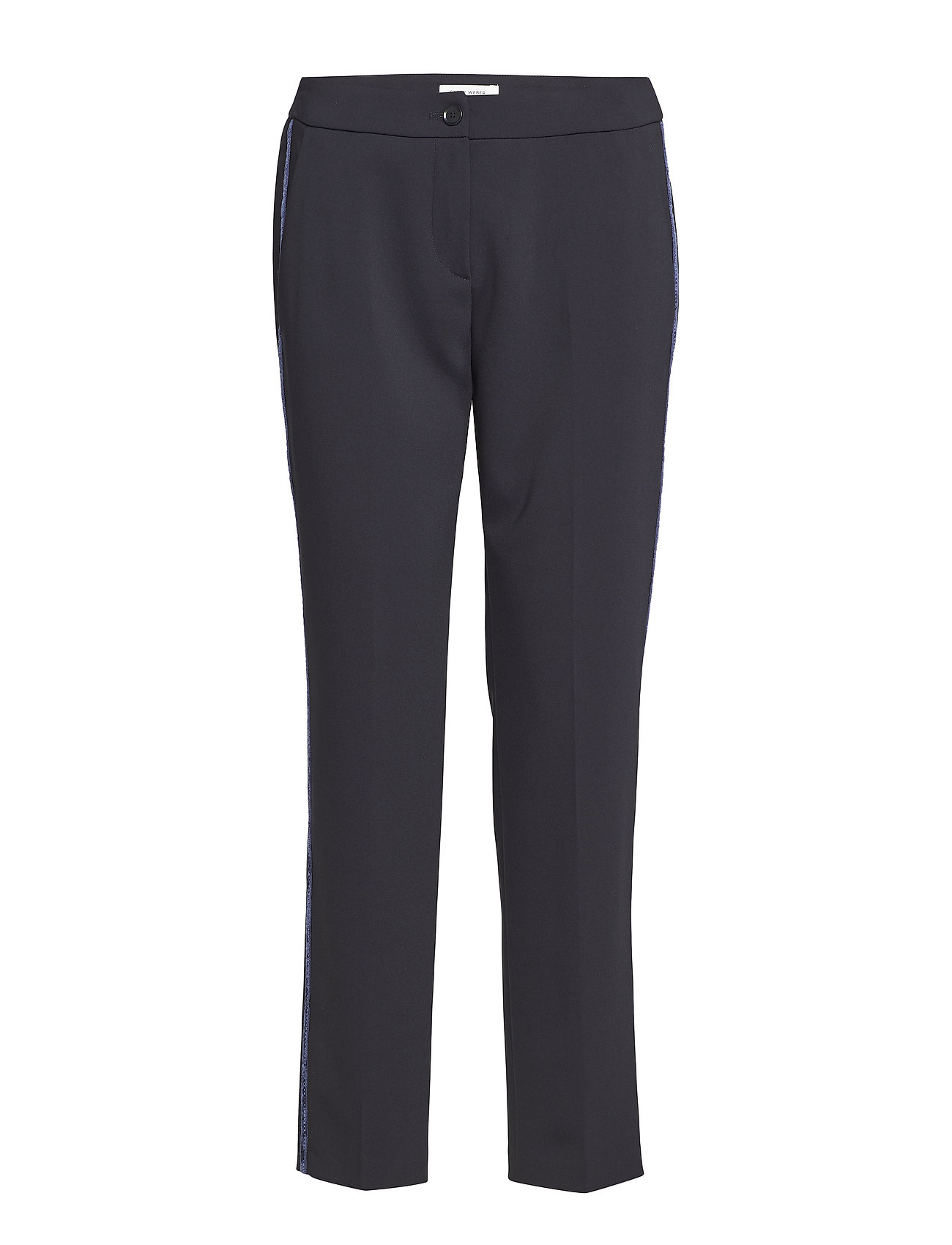 Gerry Weber CROP LEISURE TROUSER - INDIGO