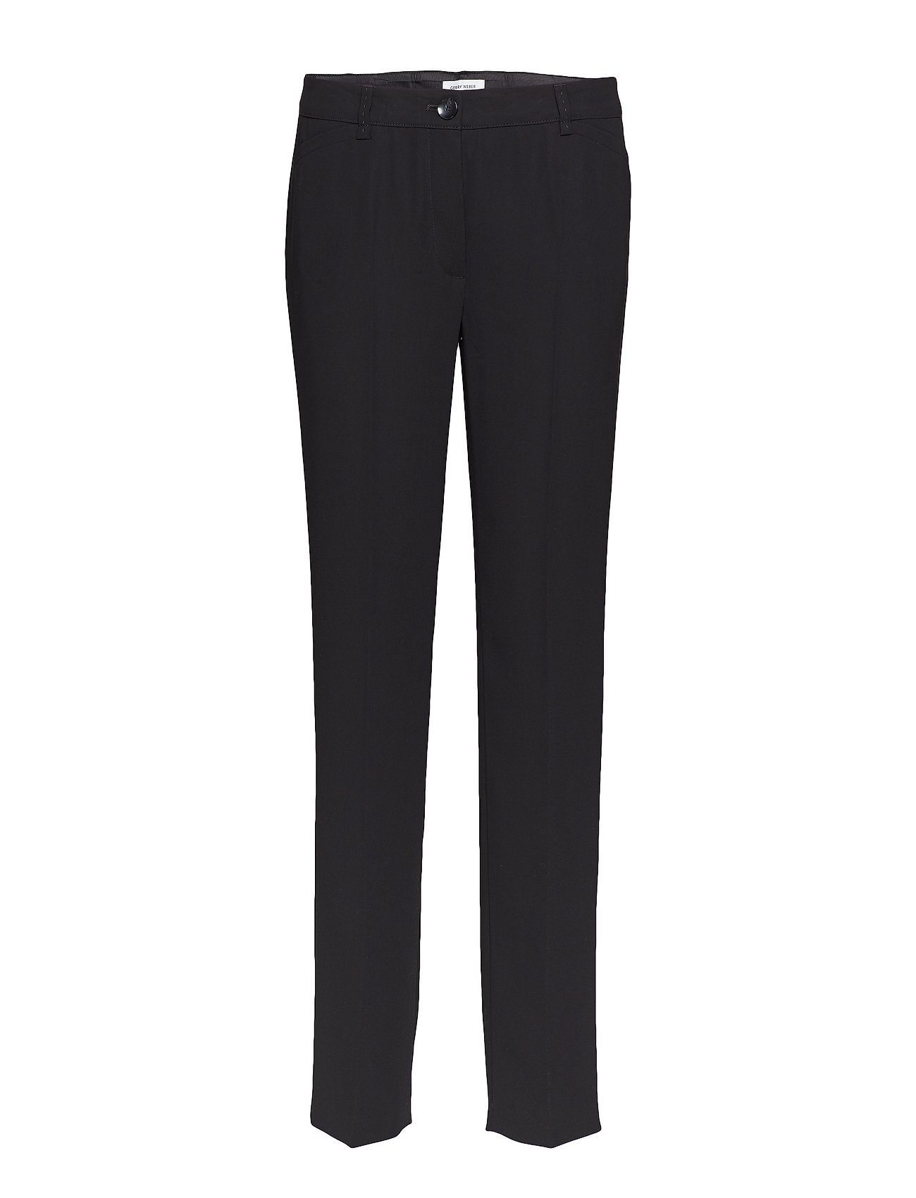 Gerry Weber TROUSERS CLOTH SPECI - BLACK