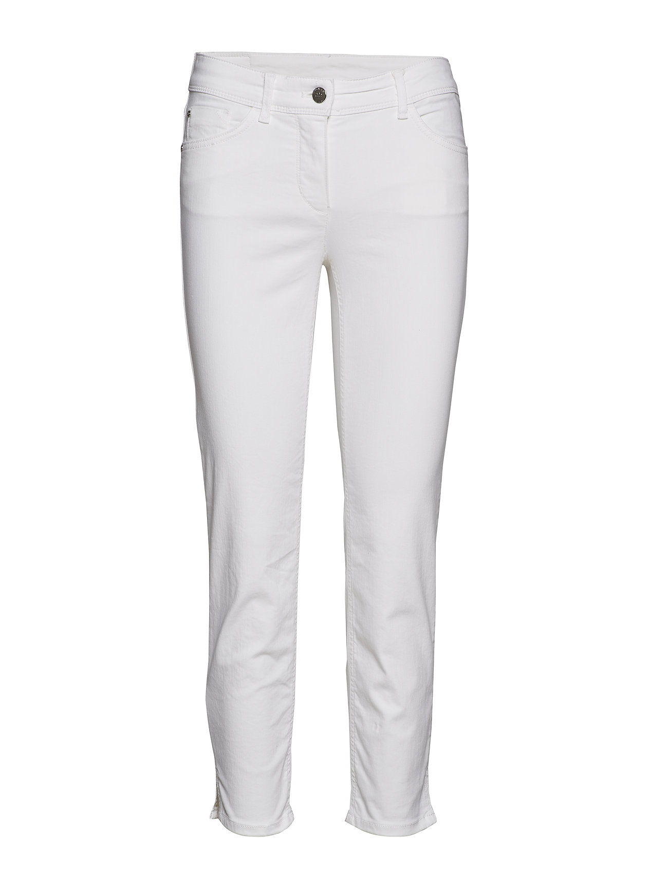 Gerry Weber CROP TROUSERS JEANS - OFF-WHITE