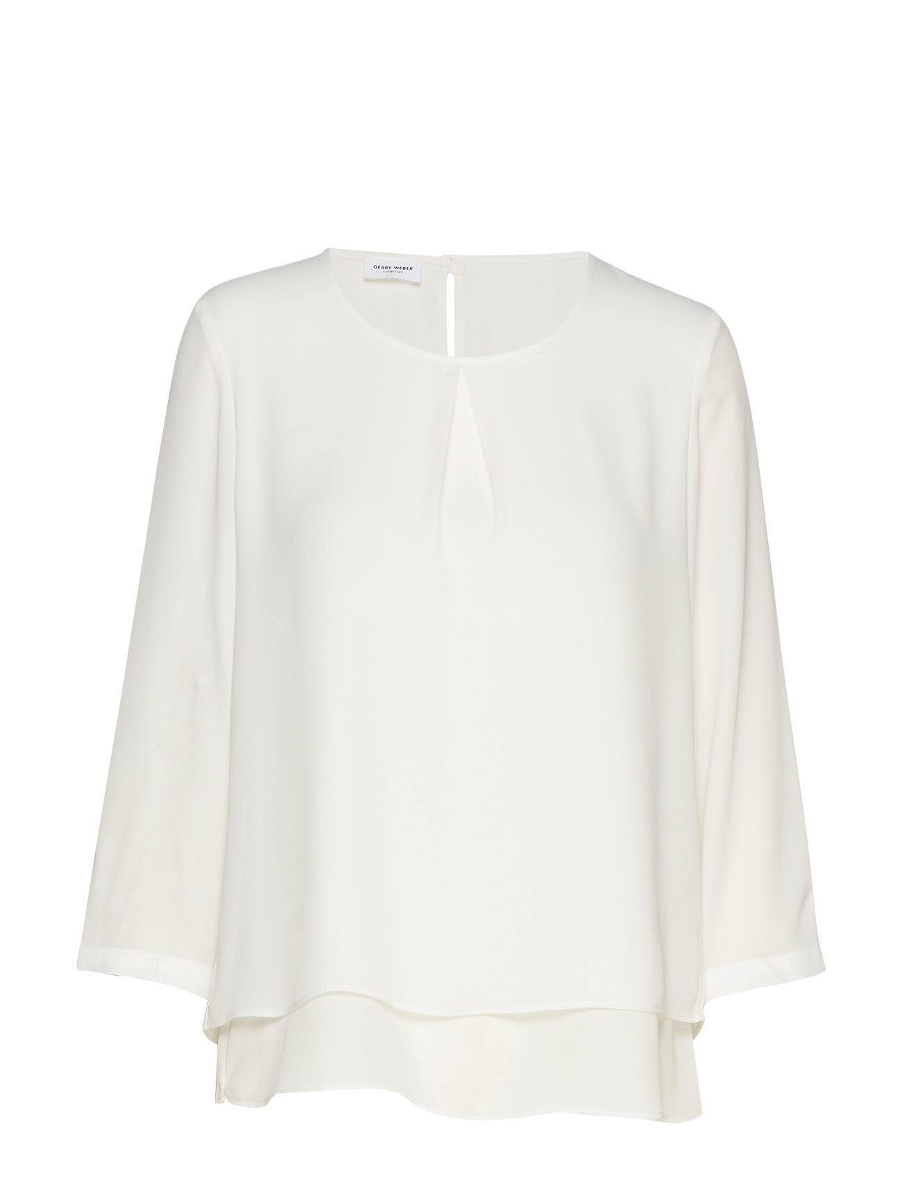 Gerry Weber BLOUSE 3/4-SLEEVE - OFF-WHITE