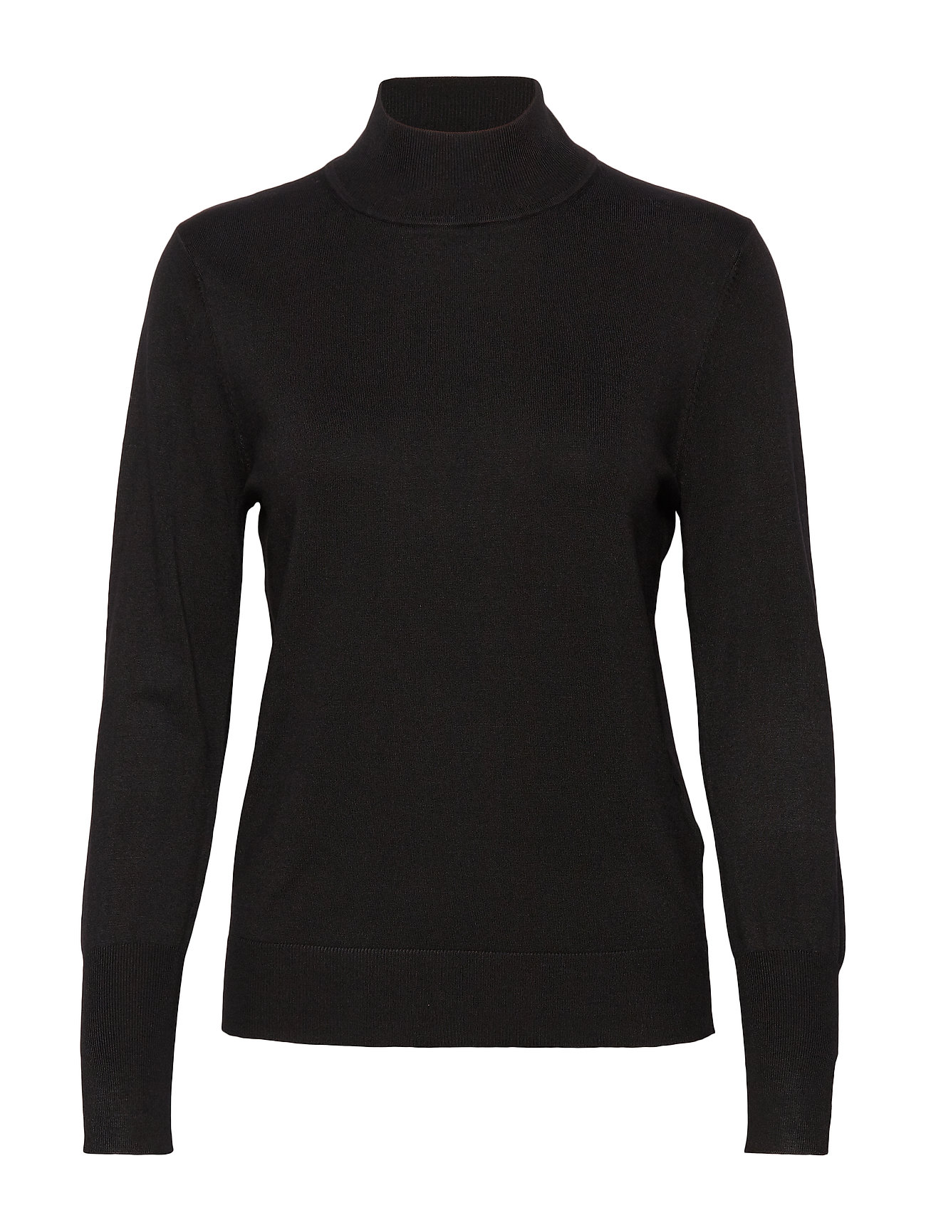 Gerry Weber PULLOVER LONG-SLEEVE - BLACK