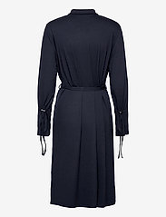 Gerry Weber - DRESS KNITTED FABRIC - alledaagse jurken - dark navy - 1