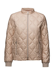 OUTDOOR JACKET NO WO - ROSE