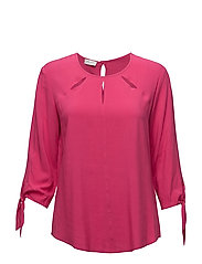BLOUSE 3/4-SLEEVE - PINK