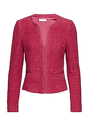 BLAZER LONG-SLEEVE - AZALEA