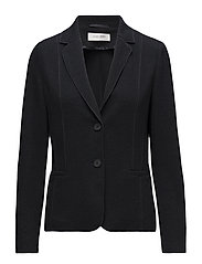 BLAZER LONG-SLEEVE - INDIGO
