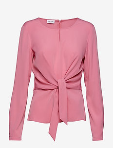 BLOUSE LONG-SLEEVE - CANDY