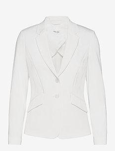 BLAZER LONG-SLEEVE - getailleerde blazers - off-white