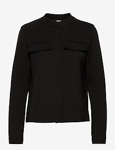 BLOUSE-JACKET - tunna jackor - black
