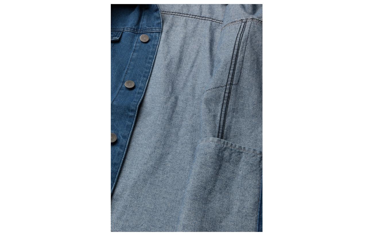 Blue Jacket Coton Gestuz Deona So18 100 Carolina qTTgIx5