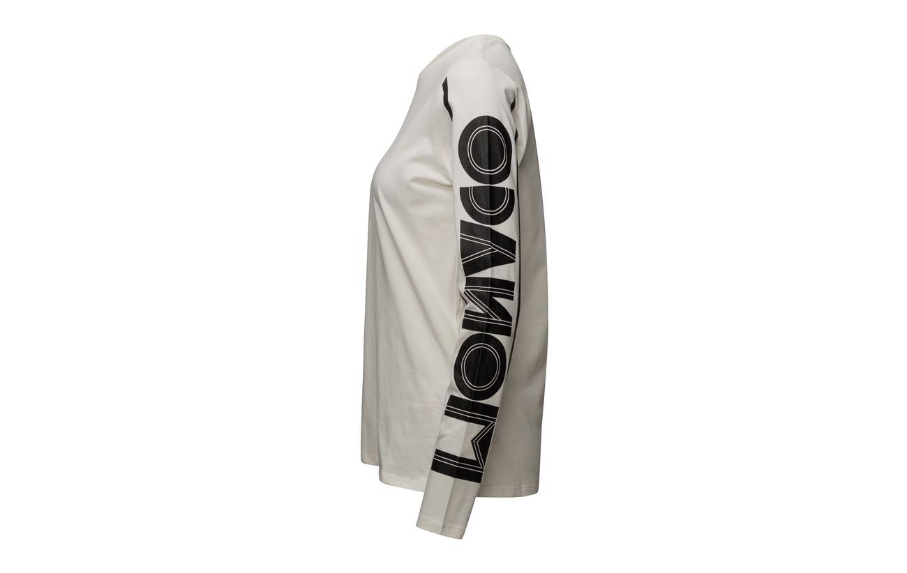 Bright Fedeli Top Gestuz So18 Ls White 100 Coton IxzAwPq