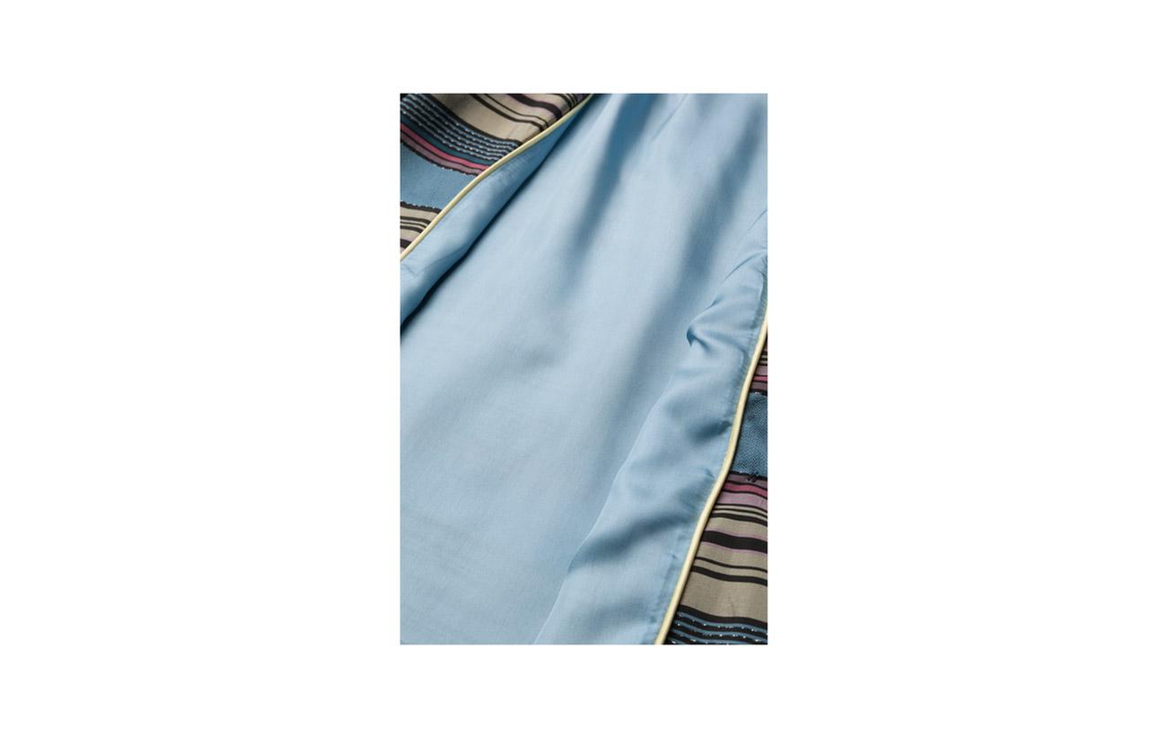 Samin 1 So18 Métallique Blazer Intérieure Stripes Viscose Doublure Acetateétateétate Gestuz 100 Multi Équipement 99 6Bqw76d