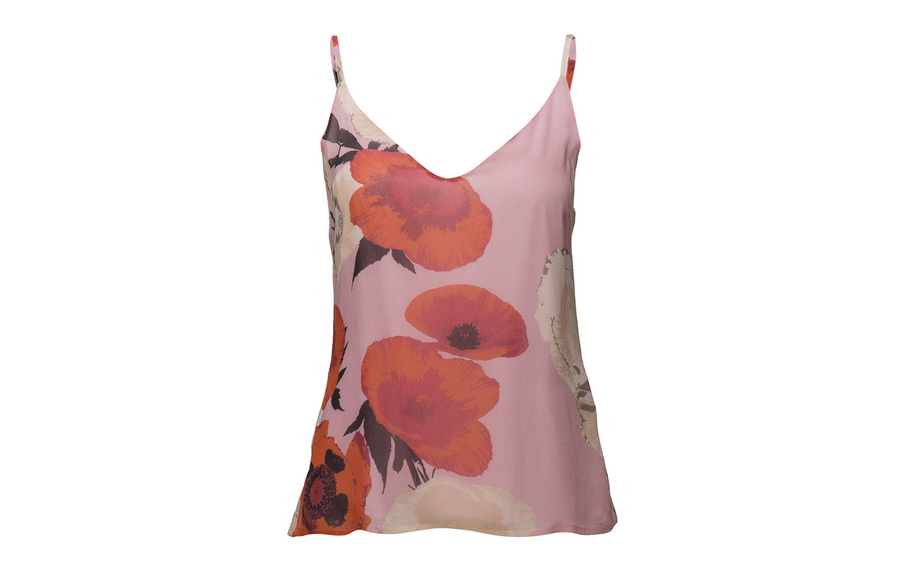 Ms18 Équipement Flower Pink Gestuz Doublure 100 Viscose Violetta Intérieure Singlet EU1WOq