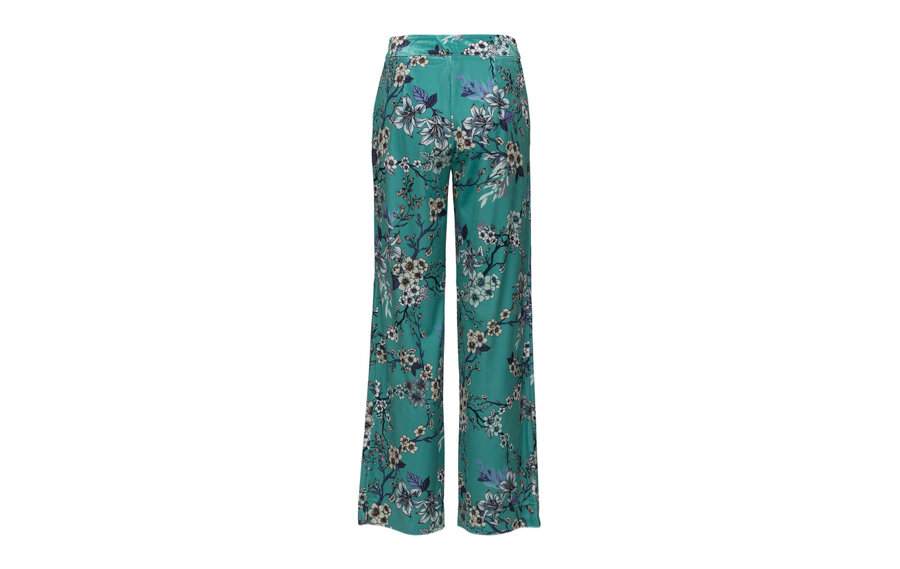 Ocean Gestuz Flower Elastane 5 95 Pants Polyester Ms18 fqdqS