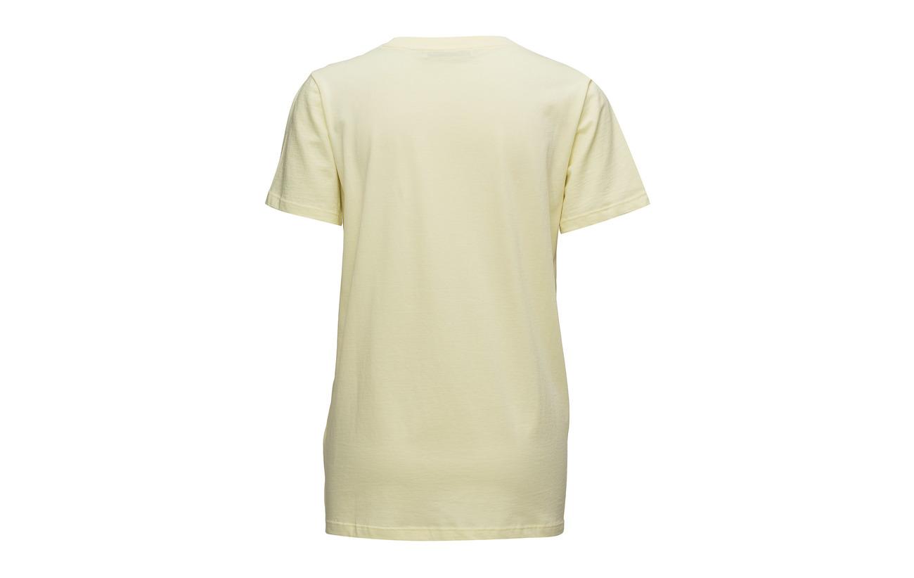 Pear Coton 100 Top Ms18 Gestuz Yellow Bowi Oz qxRwX704