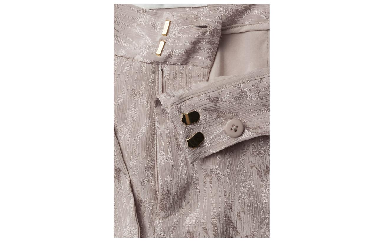 Intérieure Pants Équipement Viscose Dust Doublure Gestuz Rose Cete Polyester 100 Ms18 YF5zfpq