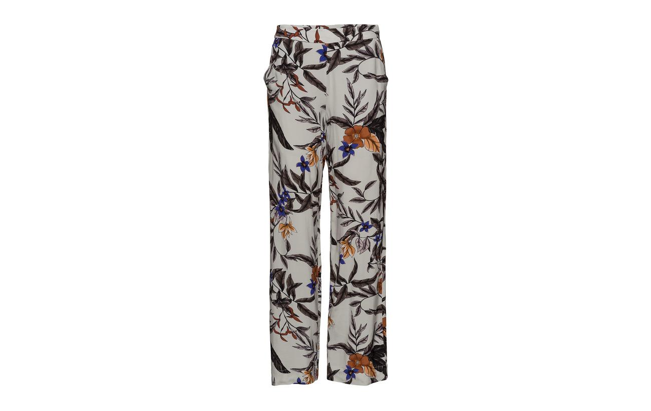 Intérieure Équipement Greye Doublure 100 Print Gestuz Viscose Hs18 Grey Pants Flower U4ddxHvq0w