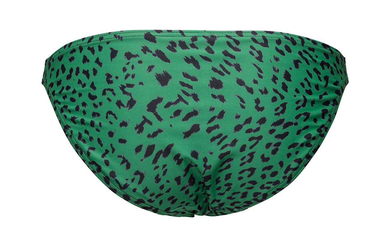 Polyester 82 Ao18 Green Équipement 100 Doublure Leopard Polyester Gestuz Bikini Pilea Intérieure 18 Elastane Bottom qZxwvzfPS