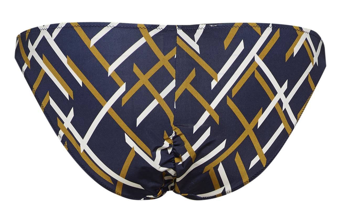 80 Barbara Gestuz 20 Ma18 Vinta Panties Polyester Blue Elastane T6XFZnX
