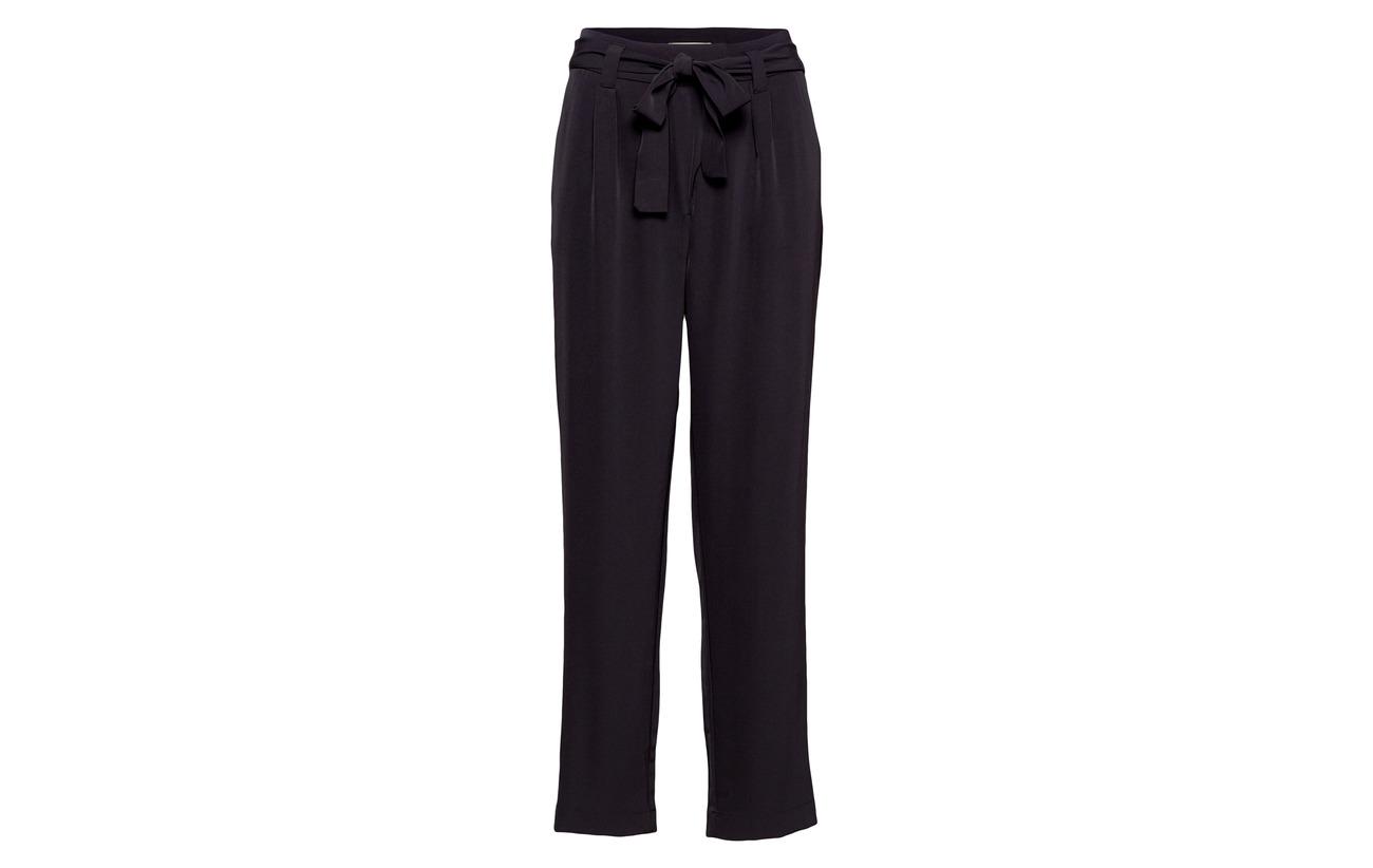95 Polyester Nani 5 Black Elastane Pants Gestuz Ye18 w4HpII
