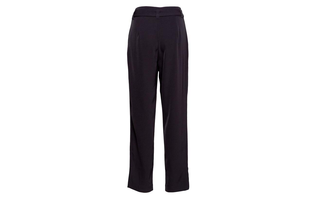 Gestuz Black Nani Elastane Pants 5 95 Polyester Ye18 nUB8xq4wUR