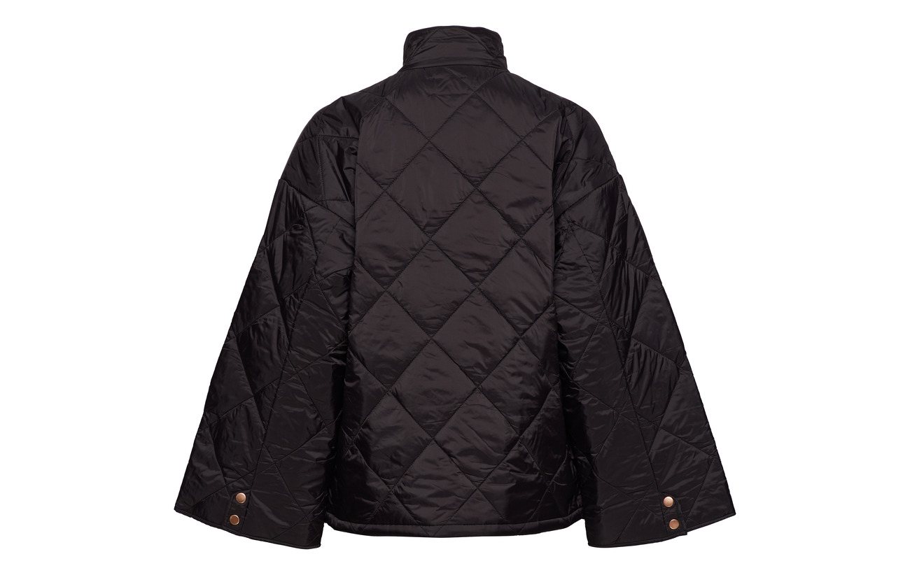 100 Jacket Ray Équipement Doublure Black Intérieure So19 Gestuz Nylon qY4xw5BB